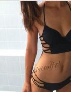 z polski bikini bralet strappy paseczki