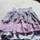spódnica ZARA roz S 36