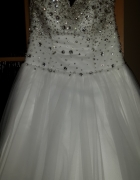Moja suknie ślubna