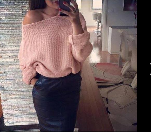 Do pracy sweterkowo elegancko pieknie