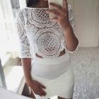Biała elegancja