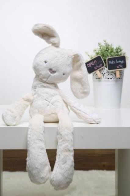 Zabawki Przytulanka królik Mamas & Papas Millie