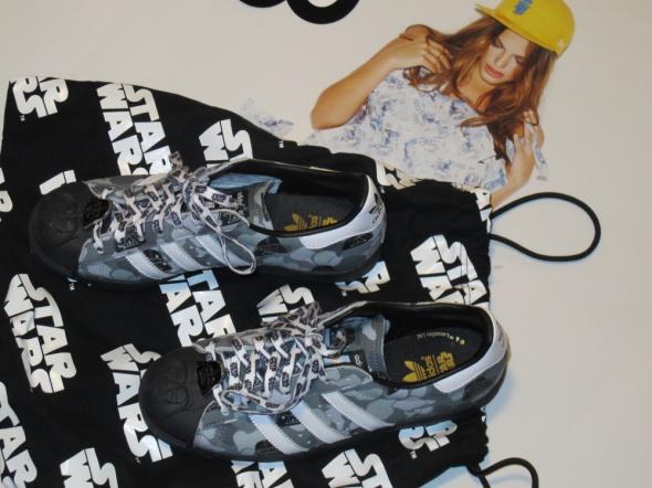 Adidas Superstar mi Star Wars superstar 80s...