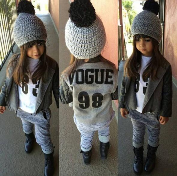 Blogerek Stylizacja dziecięca