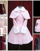 Lolita płaszcz jakikolwiek kolor...