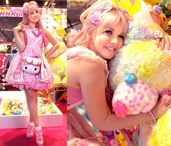 Ubrania Lolita sweet lolita bodyline Jakiekolwiek