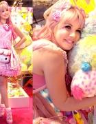 Lolita sweet lolita bodyline Jakiekolwiek...