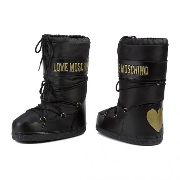 LOVE MOSCHINO ŚNIEGOWCE 38 39...