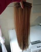 włosy clip in 53 cm...