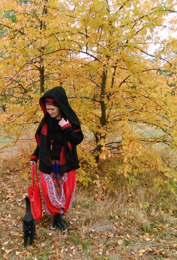 Codzienne Późna jesień
