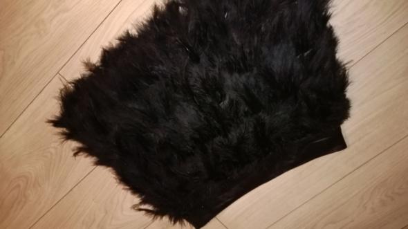 Spódnice spódnica z piór