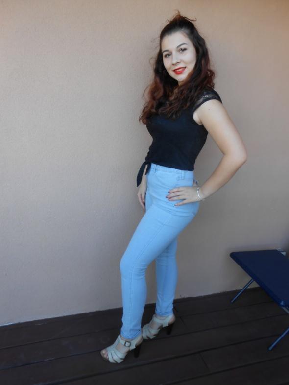Imprezowe High heels