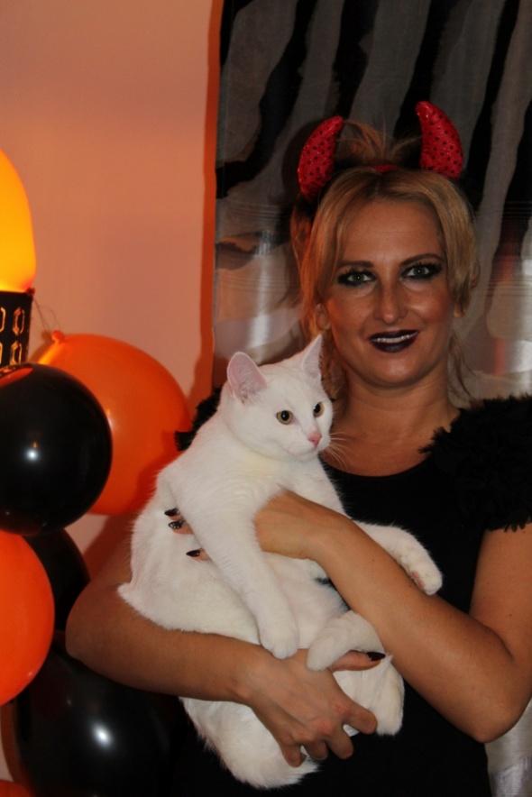 Blogerek Halloween party