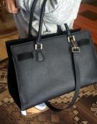 czarna torba H&M