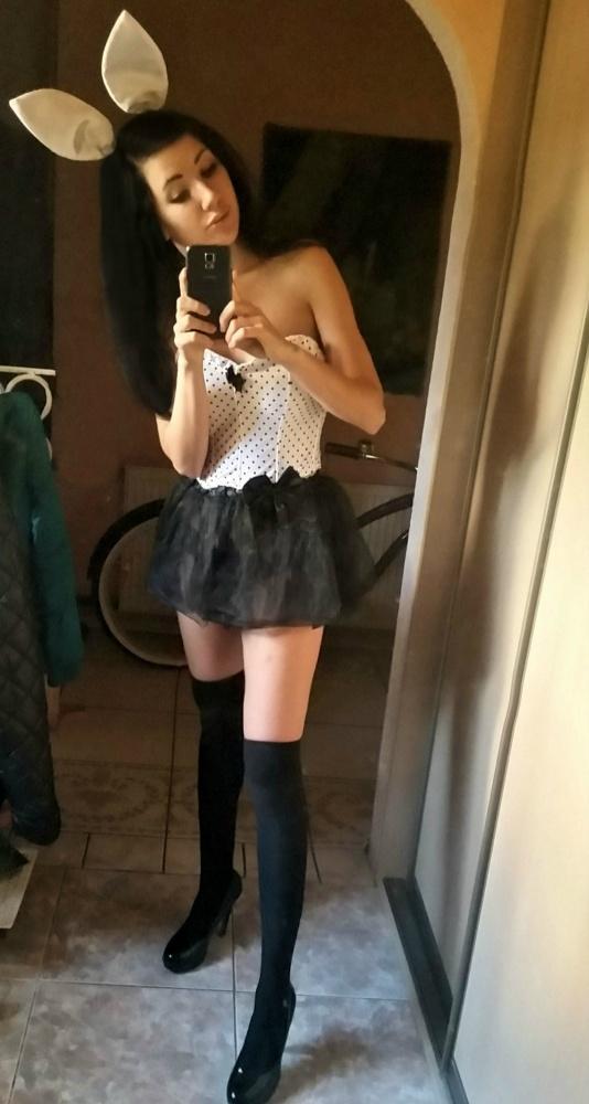 Imprezowe playboy bunny