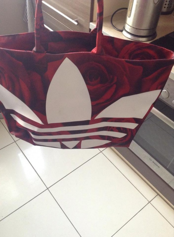 torba torebka adidas...