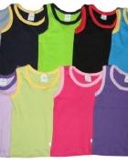 Podkoszulka koszulka na ramiączkach rozm 122...