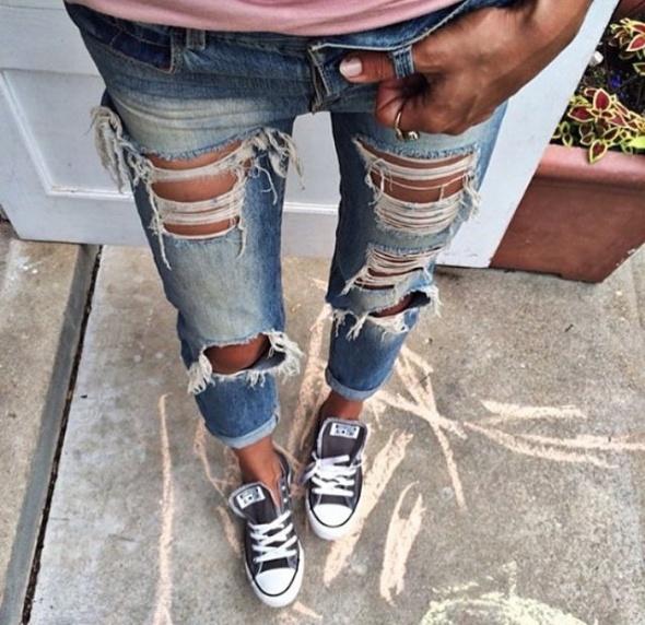 Codzienne Love jeans