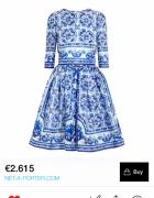 sukienka Dolce & Gabana...