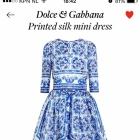 sukienka Dolce & Gabana