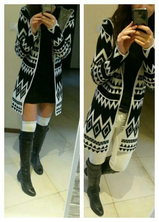 Codzienne Black & white