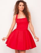 Sukienka rozkloszowana sukienkowo...