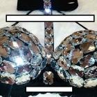 Bralet krysztalki