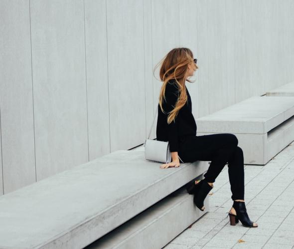 Blogerek Back in black