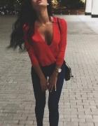 Czerwona bluzeczka