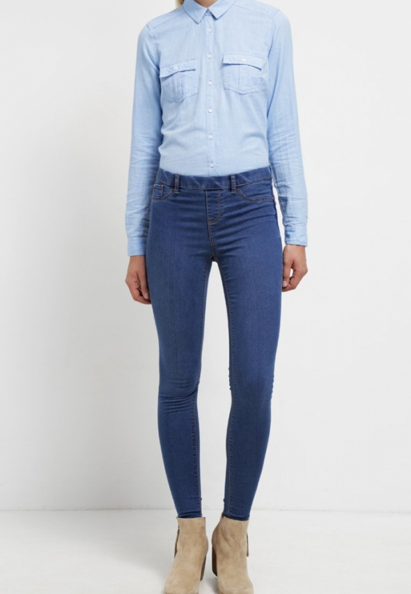 Ubrania spodnie tregginsy xs
