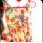 Sukienka w kwiaty i motyle kolorowa