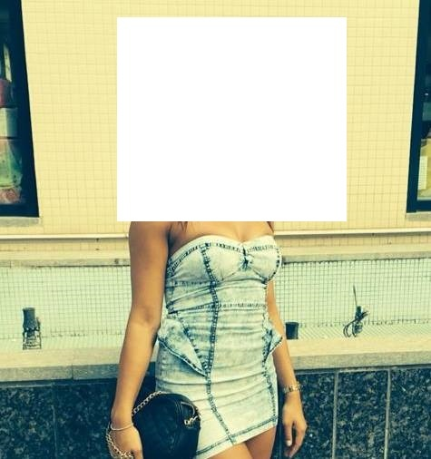 sukienka Tally Weijl jeans