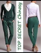 Spodnie chinosy Top Secret
