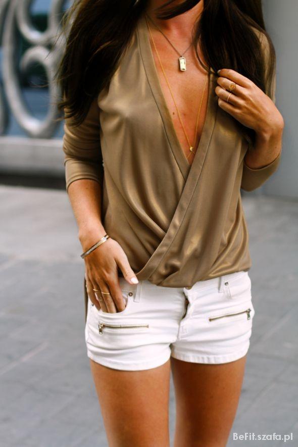 Śliczna bluzeczka...