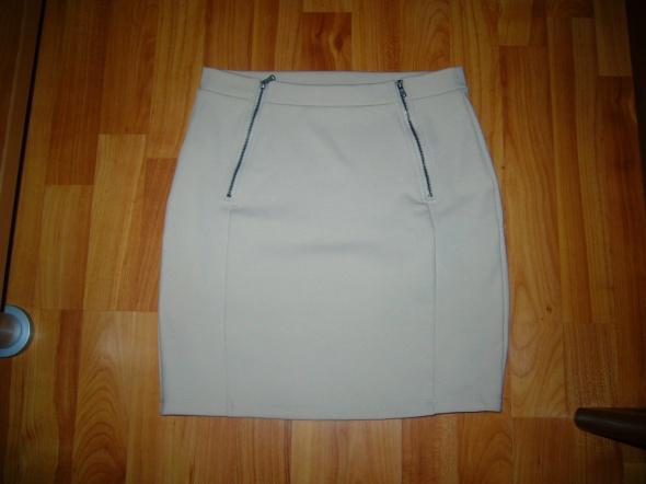 Spódnice reserved olowkowa