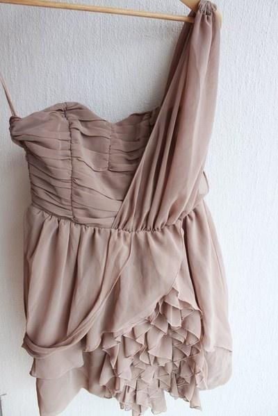 sukienka hm falbanki rubik na dwa sposoby
