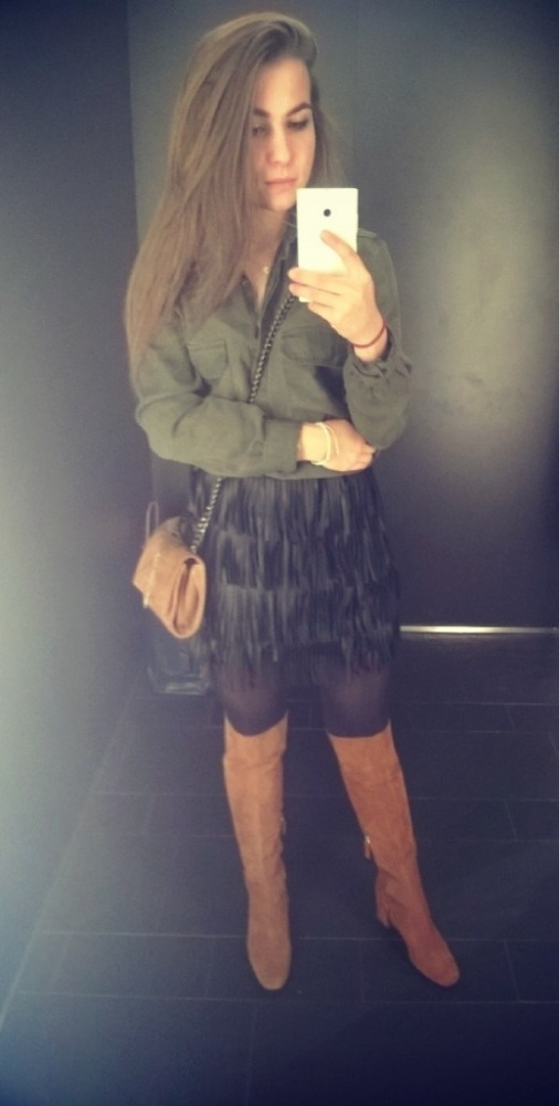 Blogerek Saturday shopping