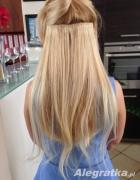 Poszukuję clip in naturalne blond lub brąz...