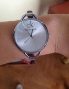 Zegarek Calvin Klein srebny...
