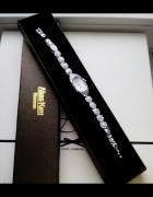 Nowy Srebrny Zegarek Alias Kim