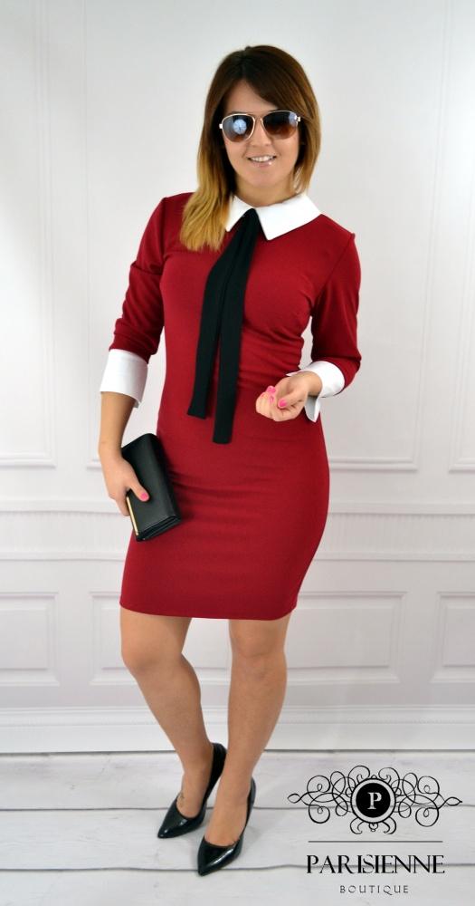 Mój styl Na świeta RED