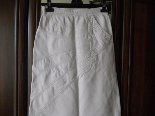 Spódnice Skórzana spódnica 36 S 100 procent skóra naturalna