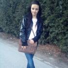 Teczka i jeansy
