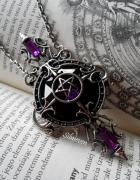 Mystic mirror necklace