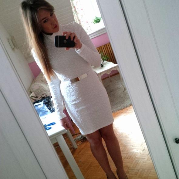 Mój styl Mała biała