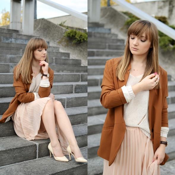 Blogerek Maxi spódnica