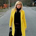 żółto czarny