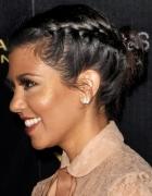 Kourtney hairstyle