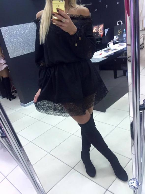 Mój styl Sexy czarna