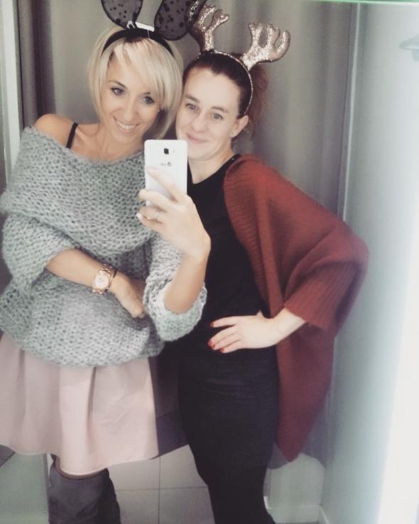 Codzienne Sisters shopping